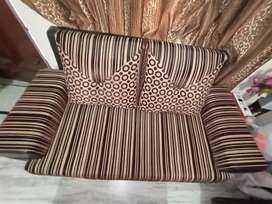 GOOD CONDITION OF SOFA AND TABLE