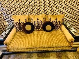 Brand new condition 7seater sofa set