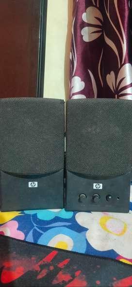 Hp speakers