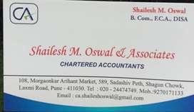 CA. Shailesh M. Oswal