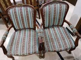 Excellent condition bed room chairs
