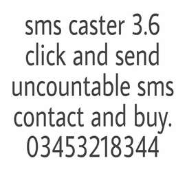 Sms caster