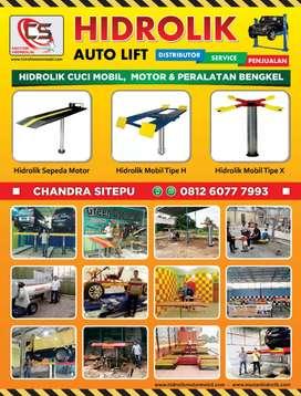 Paket Usaha 1 Unit Tipe X Autolift