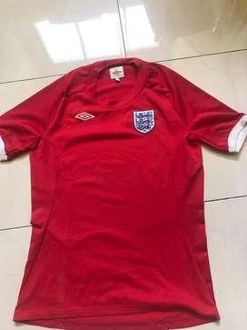 Original umbro Jersey England