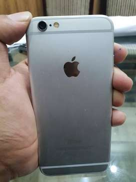 Iphone 6 64gb silver Full Box (without headphones)