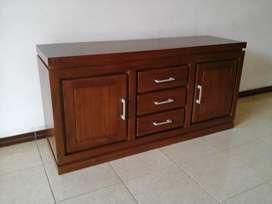 meja tv cabinet ready