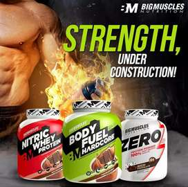 Big muscles product at 45% off