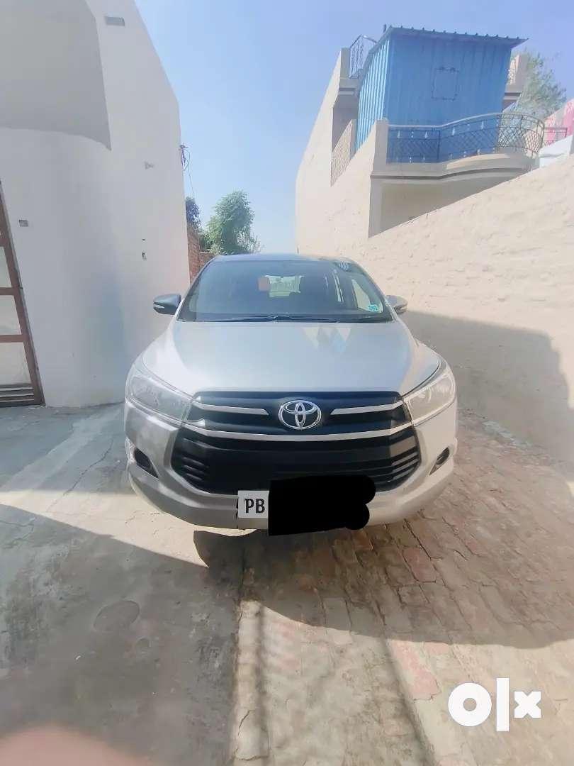 Toyota Innova Crysta 2016