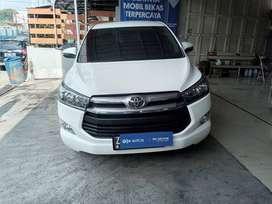 [OLX Autos] Toyota Kijang Innova 2.0 G Bensin 2019 MT Putih #MJ Motor