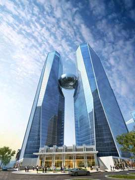 Book your property in north india tallest commercial tower (Noida)
