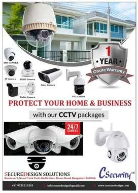 CCTV Camera Installation and Service
