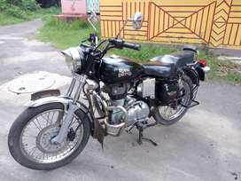 Royal Enfield Bullet 350 Nice Condition With Self  Ready To Sale
