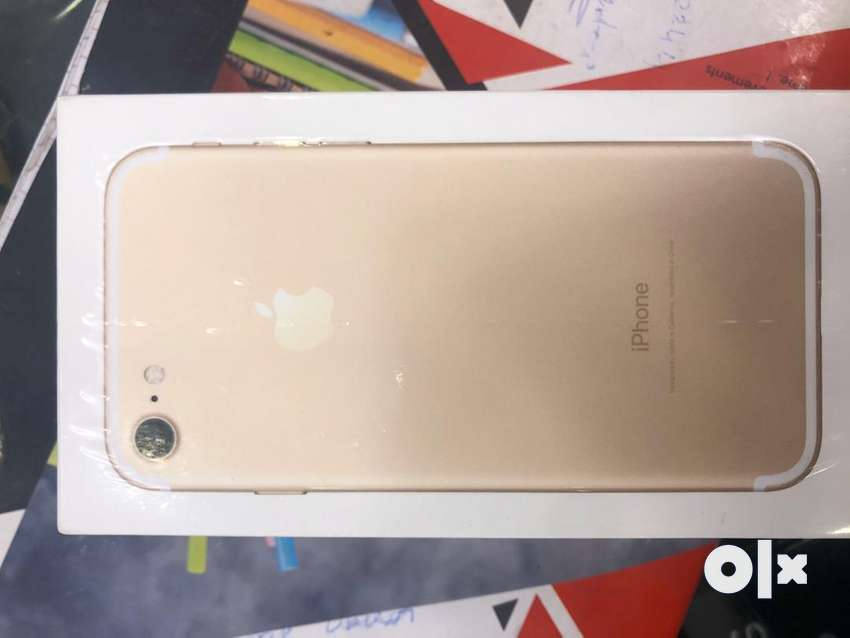 Iphone 7 128gb with 1 month warranty 0
