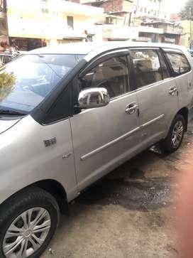 Toyota Innova 2.5 E, 2012, Diesel