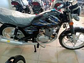 SUZUKI GS 150 SPECIAL EDITION AVAILABLE ALL COLOURS (RAMADAN OFFER)