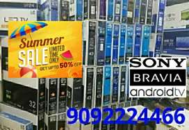 "43"" INCH NEW SONY BRAVIA LED TV 50% SUMMER OFFERED SALES"