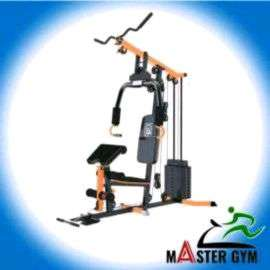 Multy Gym ( 1 Sisi ) weight Lifting Equipment ID 804 New