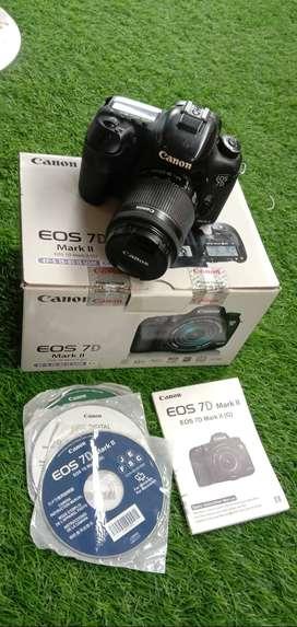 Canon 7 d mark 2 for sale