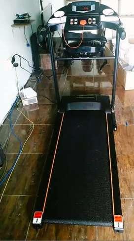 Alat fitnes murah treadmil elektrik bisa antar kerumah