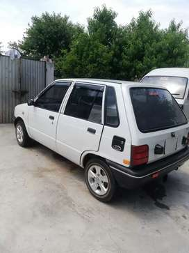 Mehran car for sale total genuine new look excellent condition