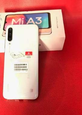 Mi A3 (White, 6 GB RAM)  (128 GB ROM)