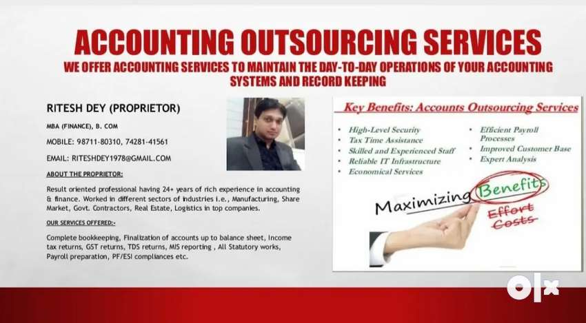 Accounting outsourcing services 0