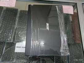 Laptop new slim acer i3 10TH GEN ddr4 4GB hdd 1000GB
