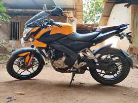 Pulsar 200 NS single user