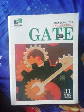 Mechanical engineer gate book