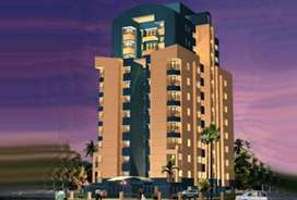 2 BHK Branded flat for rent at Palazhi.