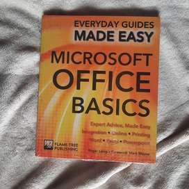 Buku belajar dunia seputar microsoft office basic ver english