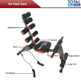Alat Fitness Multi Bench Jtoner Six Pack Care