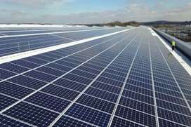 Use solar system to run your heavy machinery we install A grade system