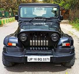 Mahindra Thar CRDE 4X4 BS IV, 2017, Diesel