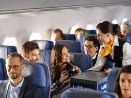 WE ARE HAVING HIRINGS FOR CABIN CREW IN AIRLINES.