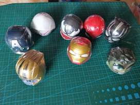 Egg marvel set isi 8