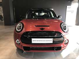 MINI 3DOORS COOPER S ROSEWOOD EDITION 2020