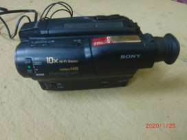 Sony movie camera