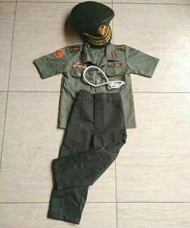 Seragam propesi anak TNI ad
