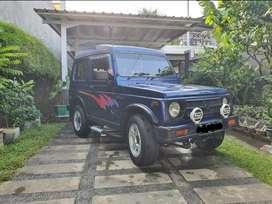 Suzuki Katana 2001 Pemakai Full Original