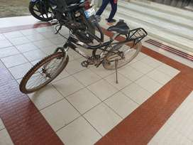 Atlases bicycle