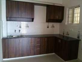 Modular kitchen and interior carpenter work