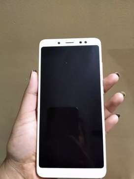 REDMI NOTE 5 PRO 4Gb,64Gb Internal Memory. In a very good condition.