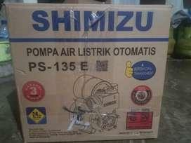 pompa air shimizu PS-135E gressss