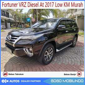 Fortuner VRZ at Diesel 2017 Antik murah bisa kredit