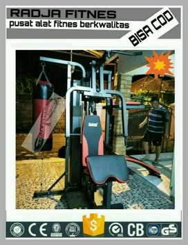 toko alat fitnes >> home gym total 3sisi>08.88