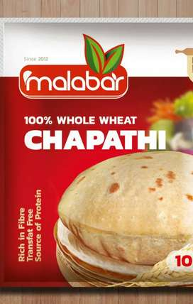 Wanted dealers for half cooked chapathi