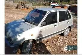 Maruti 800 Model 2006