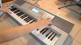 Gray Electronic Keyboards