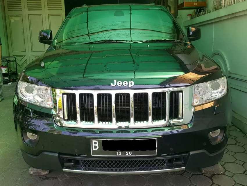 Jeep Grand Cherokee 3.6L istimewa low km 0